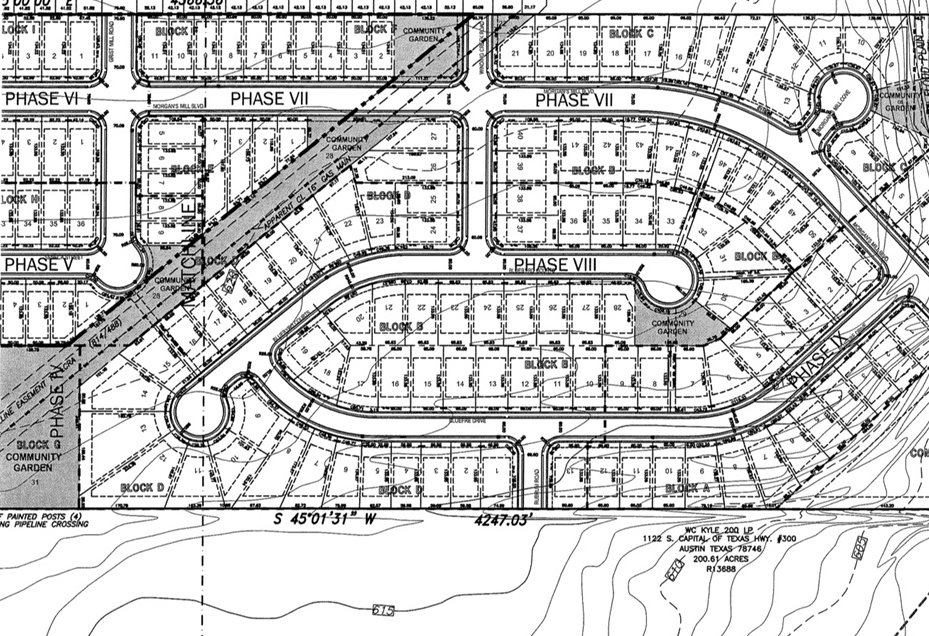 Retracing Boundaries in Platted Subdivisions